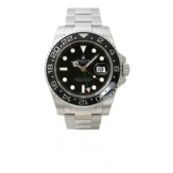 Rolex Oyster Perpetual GMT Master II Mens Watch 116710
