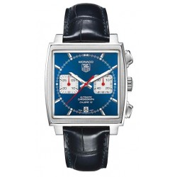 Tag Heuer Monaco Chronograph Mens Watch CAW2111.FC6183