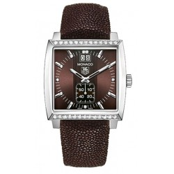 Tag Heuer Monaco Quartz Womens Watch WAW1316.EB0025