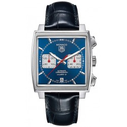 Tag Heuer Monaco Mens Watch CAW2110.FC6183