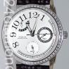 Aqua Master Classique 0.50 ct Diamond Silver Dial Womens Watch