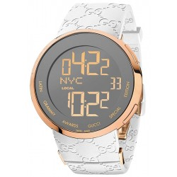 Gucci I-Gucci Digital Grammy Edition Mens Watch YA114223
