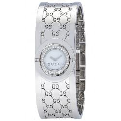 Gucci Twirl Small Diamond Womens Watch YA112511