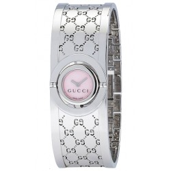 Gucci Twirl Small Steel  Womens Watch YA112513