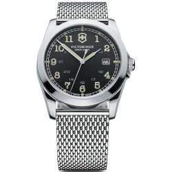 Swiss Army Infantry Steel Mesh Mens Watch 241585