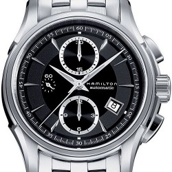Hamilton Jazzmaster Auto Chrono Mens Watch H32616133