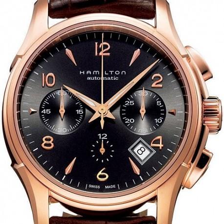 Hamilton Jazzmaster Auto Chrono Mens Watch H32646595