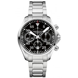 Hamilton Khaki Aviation Pilot Auto Mens Watch H64666135