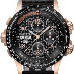 Hamilton Khaki Aviation X-Wind Auto Mens Watch H77696793