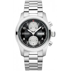 Hamilton Khaki Field Auto Chrono Mens Watch H71566133