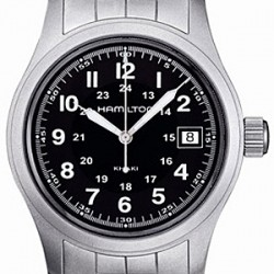 Hamilton Khaki Field Quartz Mens Watch H68411133