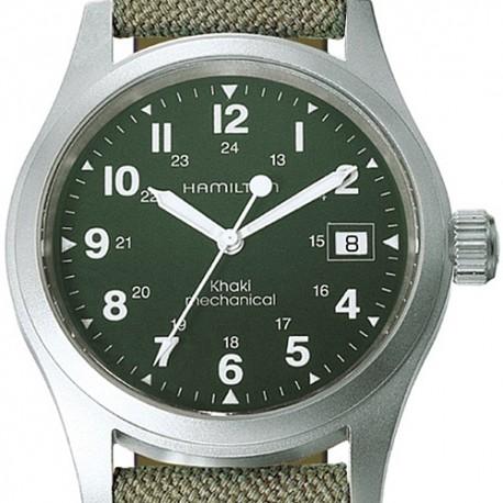 Hamilton Khaki Field Officer Mechanical Mens Watch H69419363