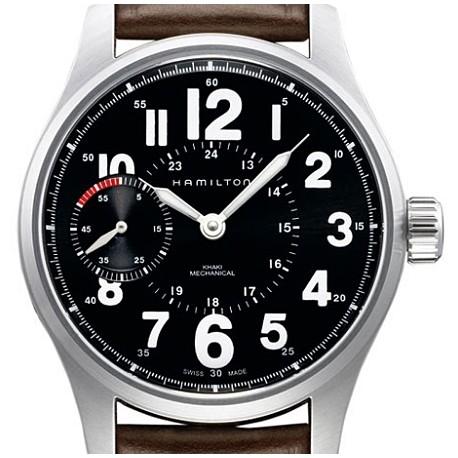 Hamilton Khaki Field Officer Mechanical Mens Watch H69619533