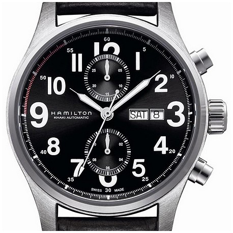 Hamilton Khaki Field Officer Auto Mens Watch H71716533