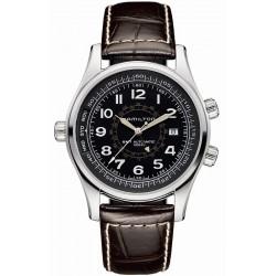 Hamilton Khaki Navy UTC Automatic Mens Watch H77505535