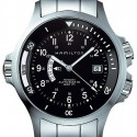 Hamilton Khaki Navy GMT Auto Mens Watch H77615133