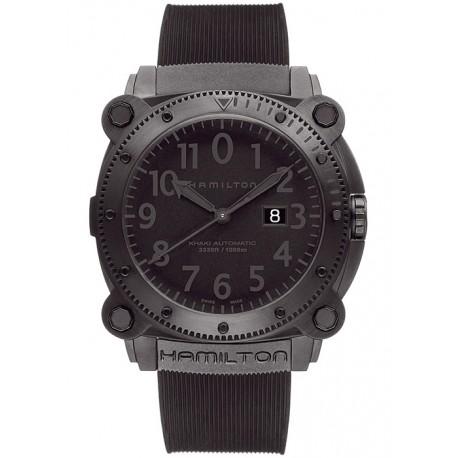 Hamilton Khaki Navy Belowzero Auto Mens Watch H78585333