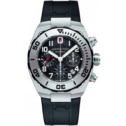 Hamilton Khaki Navy Sub Auto Chrono Mens Watch H78716333