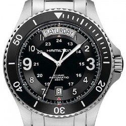 Hamilton Khaki Navy Scuba Auto Mens Watch H64515133