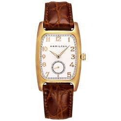 Hamilton Classic Boulton Quartz Mens Watch H13431553