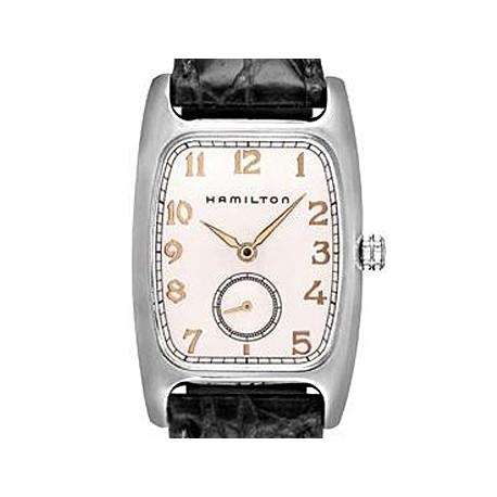 Hamilton Classic Boulton Quartz Mens Watch H13411753