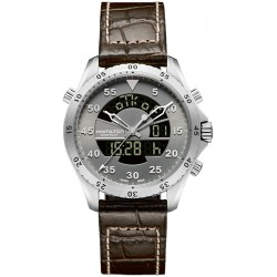 Hamilton Khaki Aviation Flight Timer Watch H64514551