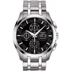 couturier automatic chrono mens watch t035 614 11 051 00 tissot couturier automatic chrono mens watch t035 614 11 051 00