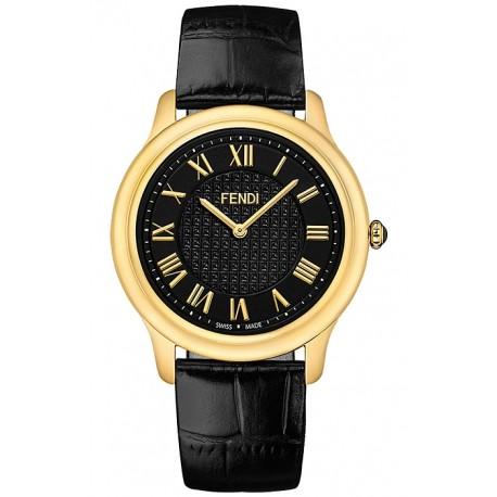 classico large round mens watch f250411011 fendi classico large round mens watch f250411011