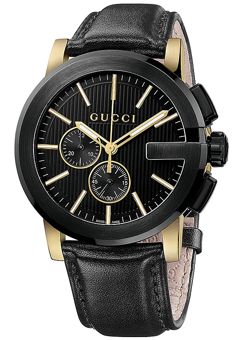 Black Gucci Watch