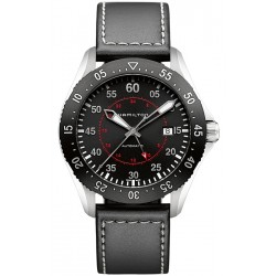 Hamilton Khaki Pilot GMT Auto Watch H76755735