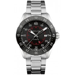 Hamilton Khaki Pilot GMT Auto Watch H76755135