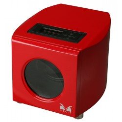 Single Automatic Watch Winder Volta Moderna 31-560014 Red