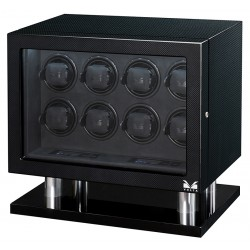 Eight Watch Winder Box 31-560080 Volta Signature Carbon Fiber