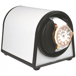 Single Watch Winder W05040 Orbita Sparta Mini 1 White