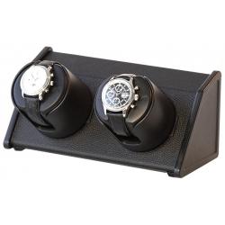 Orbita Sparta Open 2 Watch Winder W05570 Black Leather