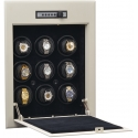 Nine Watch Winder Safe Cabinet W21702 Orbita Wallsafe Steel