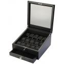 Volta Carbon Fiber 15 Watch Display Box 31-560970