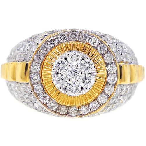 RadiantCut Yellow Diamond Ring  Harry Winston