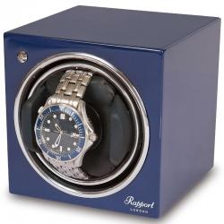 Single Automatic Watch Winder EVO5 Rapport Evolution Blue