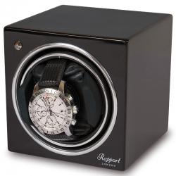 Single Automatic Watch Winder EVO7 Rapport Evolution Black