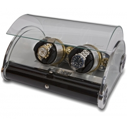 Double Watch Winder W191 Rapport Optima Time Arc