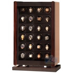 24 Watch Winder Cabinet W70012 Orbita Avanti Programmable