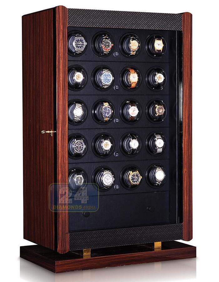 24 watch winder cabinet w70012 orbita avanti programmable for Avanti kitchen cabinets