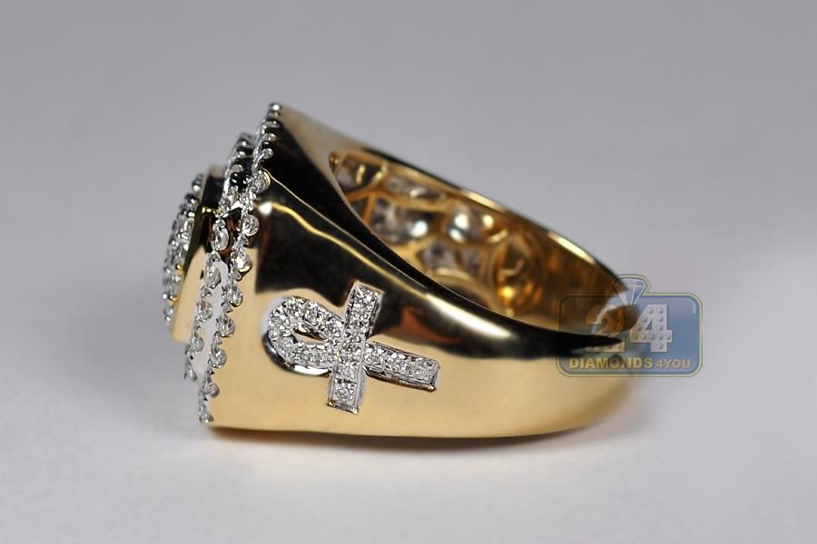 Mens K Gold Rings For Sale