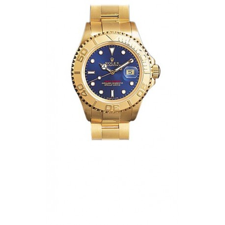 Rolex Oyster Perpetual Yachtmaster Mens Watch 16628-BLSO