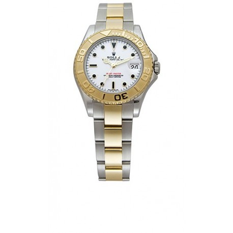 Rolex Oyster Perpetual Yachtmaster Unisex Watch 168623-WSO