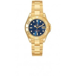 Rolex Oyster Perpetual Yachtmaster Mens Watch 168628-BLSO