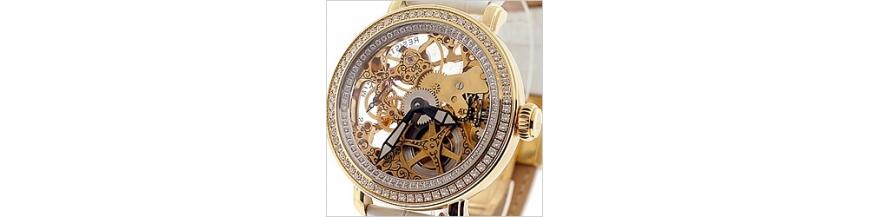 Mens and Womens Aqua Master Diamond Watches