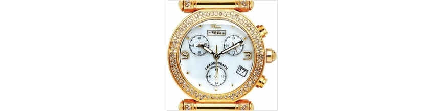 Womens Diamond Wrist Watches
