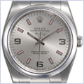 Rolex Oyster Perpetual Air-King Mens Watch 114200-SAPSO